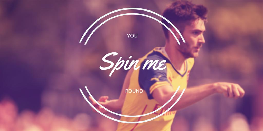Jon Toral Spin me round