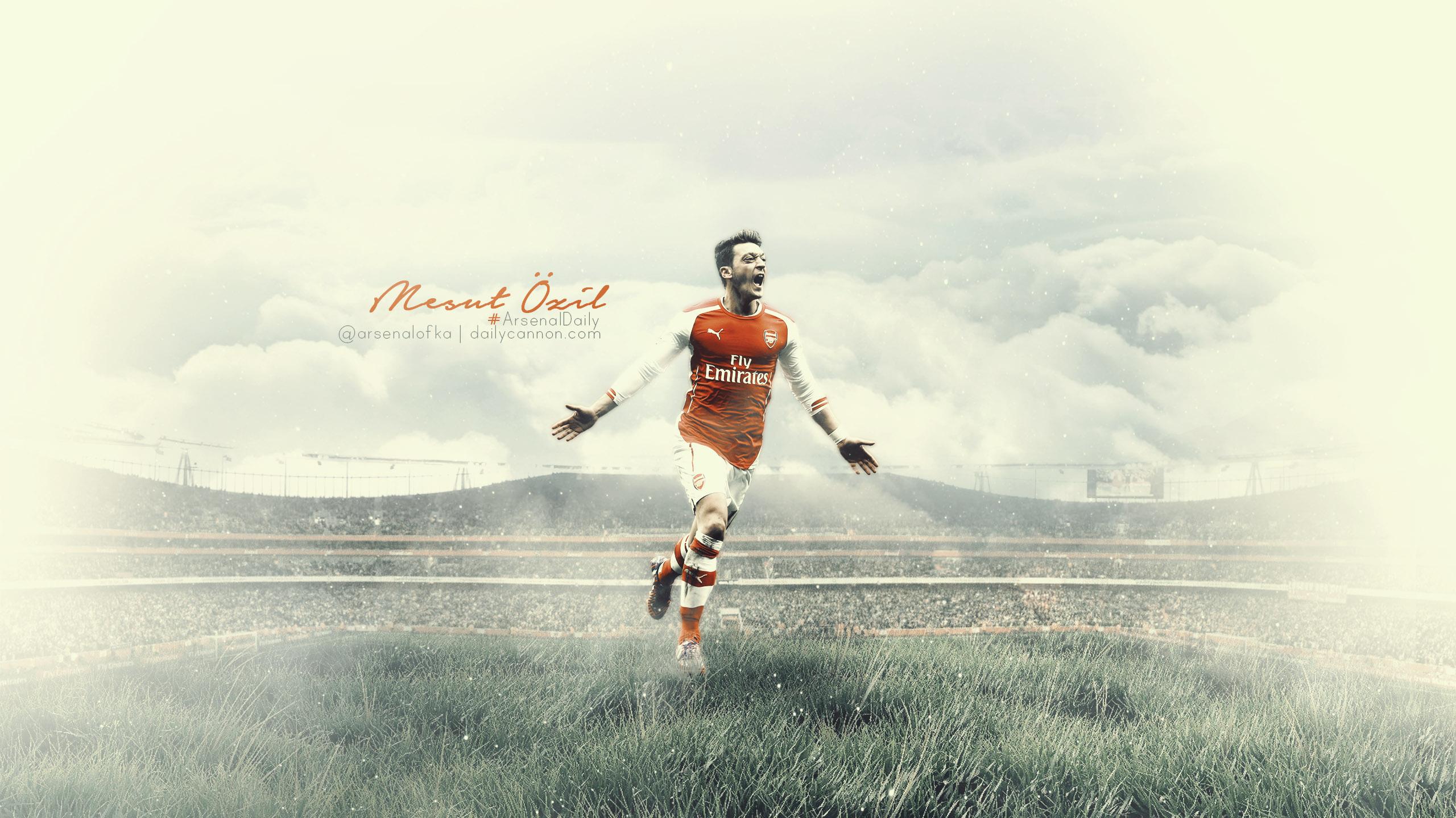Mesut Ozil Wallpaper Header And Cover