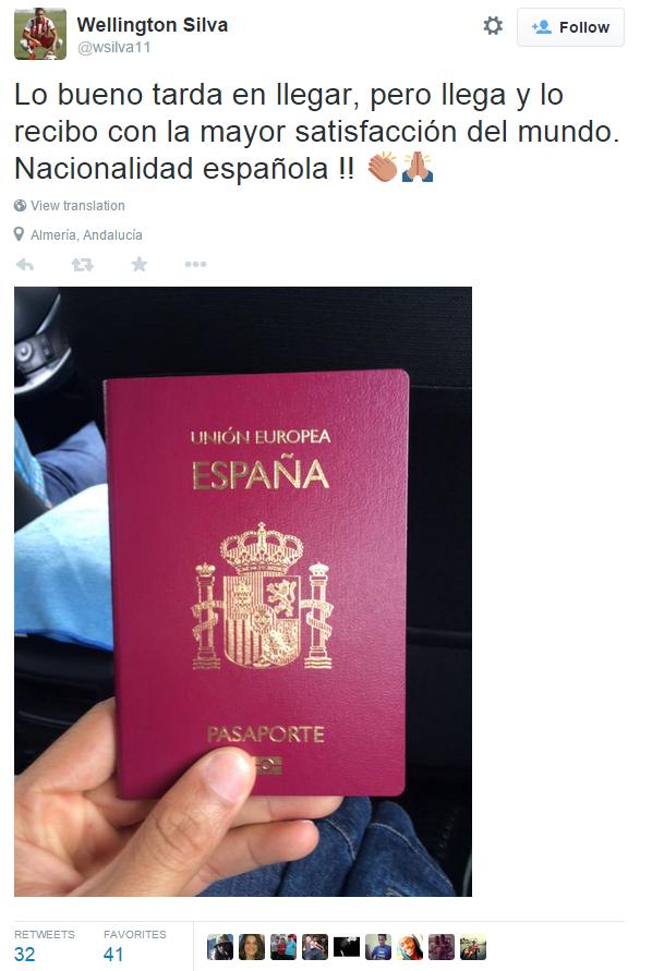 silva passport