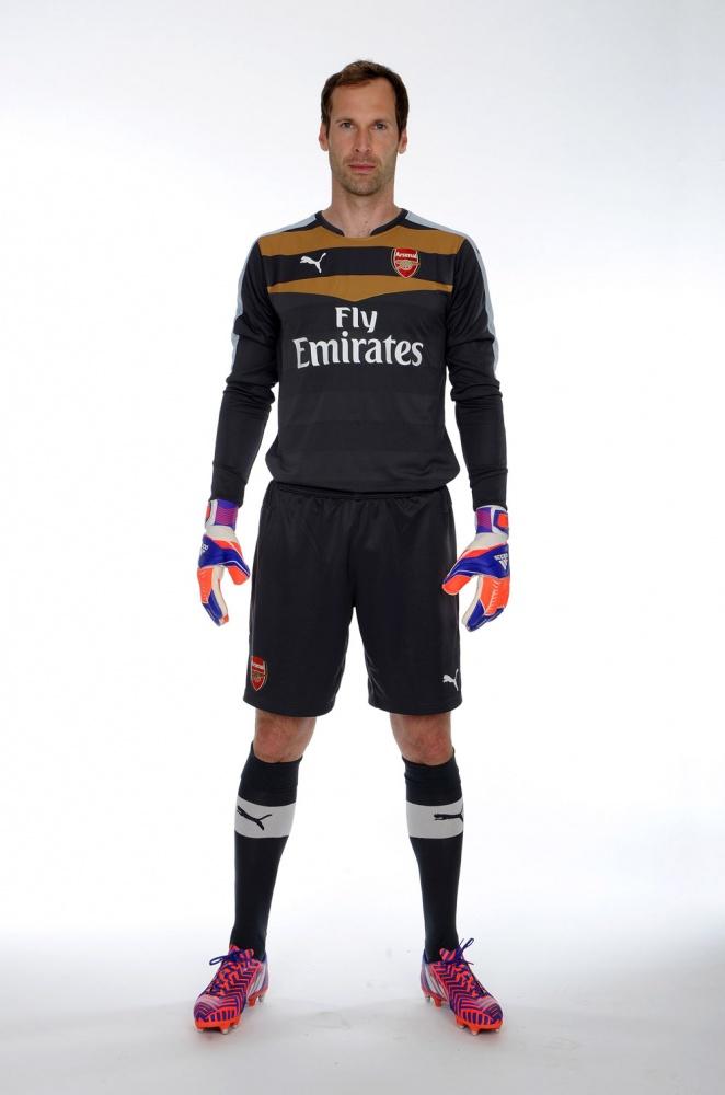 Petr Cech via Arsenal.com